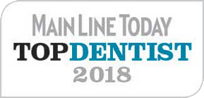 Top Dentist Badge 2018